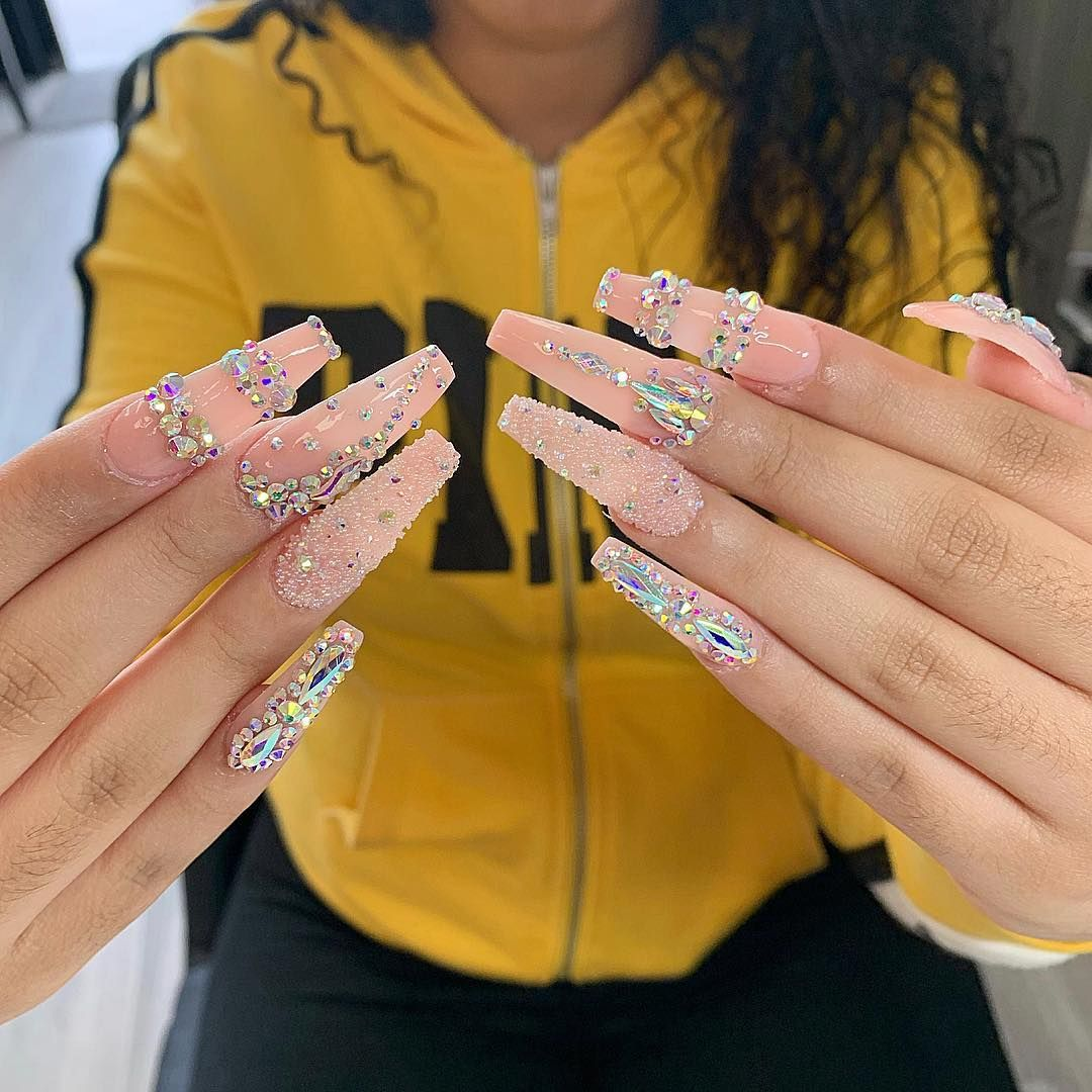 La Style Nails Spa On Instagram La Style Nails Spa
