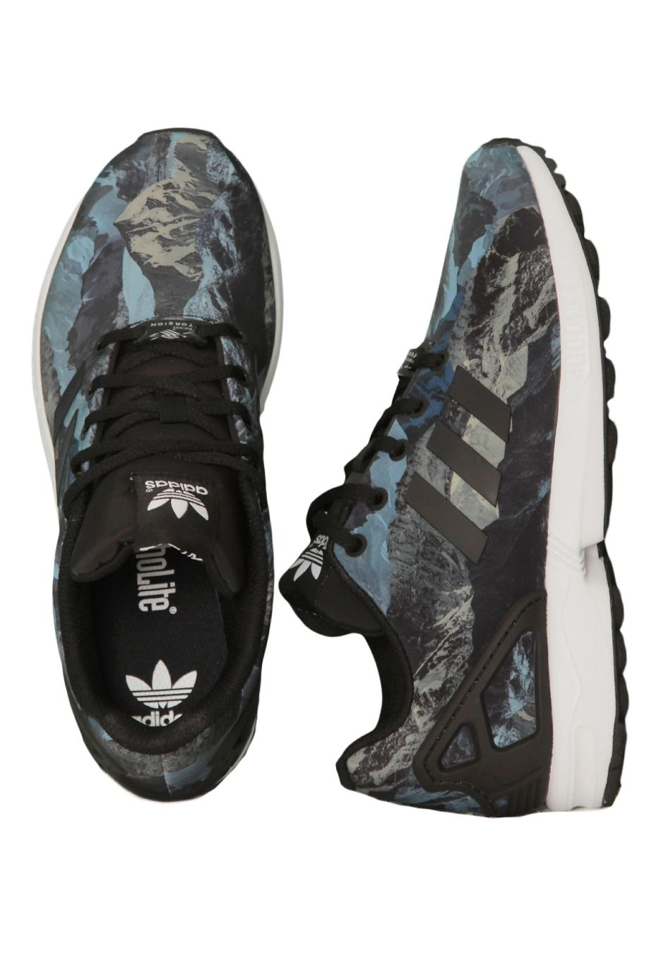 Adidas Flux Black Girls