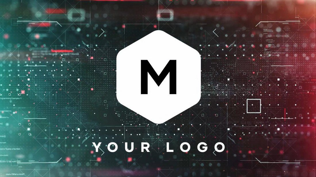 22+ Best Logo Reveal Templates for After Effects 2020 in