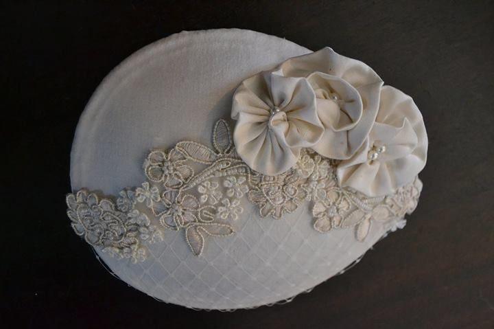 Elegant Bridal Piece www.clavauxdesigns.ca