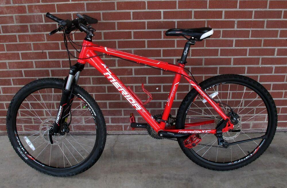 Ebay Sponsored Merida Tfs 300 Men S 26 Hardtail Mountain Bike