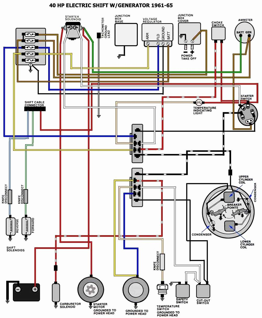 40 Hp Mercury Outboard Wiring Diagram New | Mercury outboard, Boat wiring,  Diagram | 1998 40 Hp Mercury Wiring Diagram |  | Pinterest