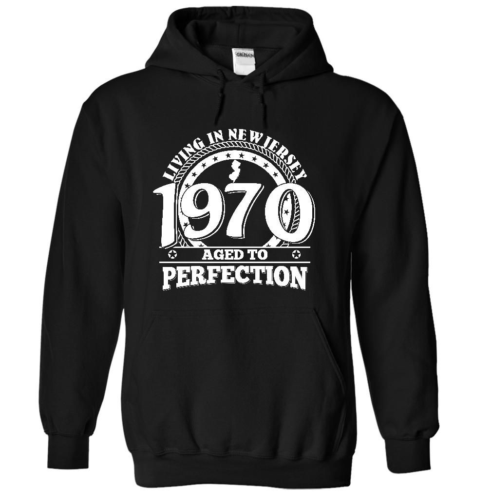 awesome Good buys 1970 Living in New Jersey Perfection Tee