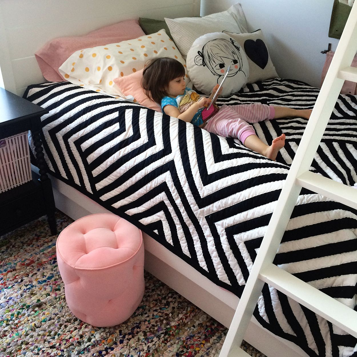 The Ultimate Small Shared Bedroom For Two Growing Girls Small Shared Bedroom Shared Bedrooms