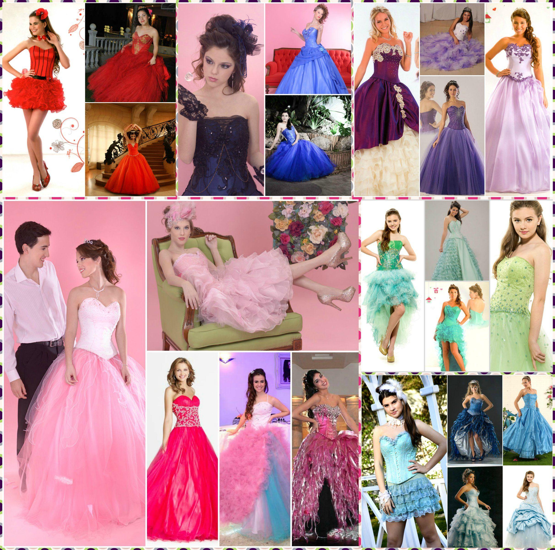 Cómo Elegir el Color de tu Vestido según el Tono de tu Piel http ...