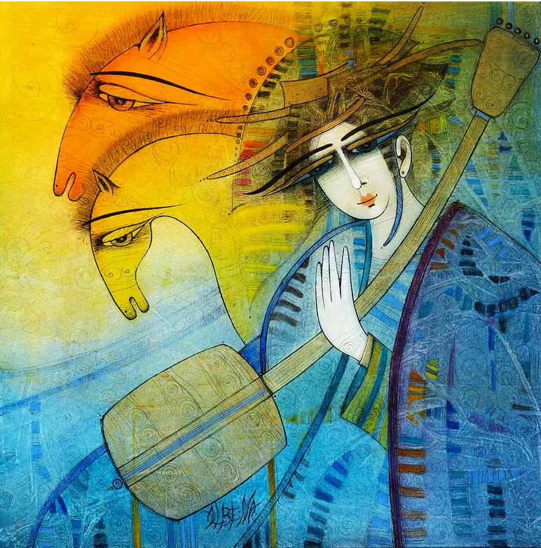 Albena Vatcheva「No One Can Stop My Dream Horses」