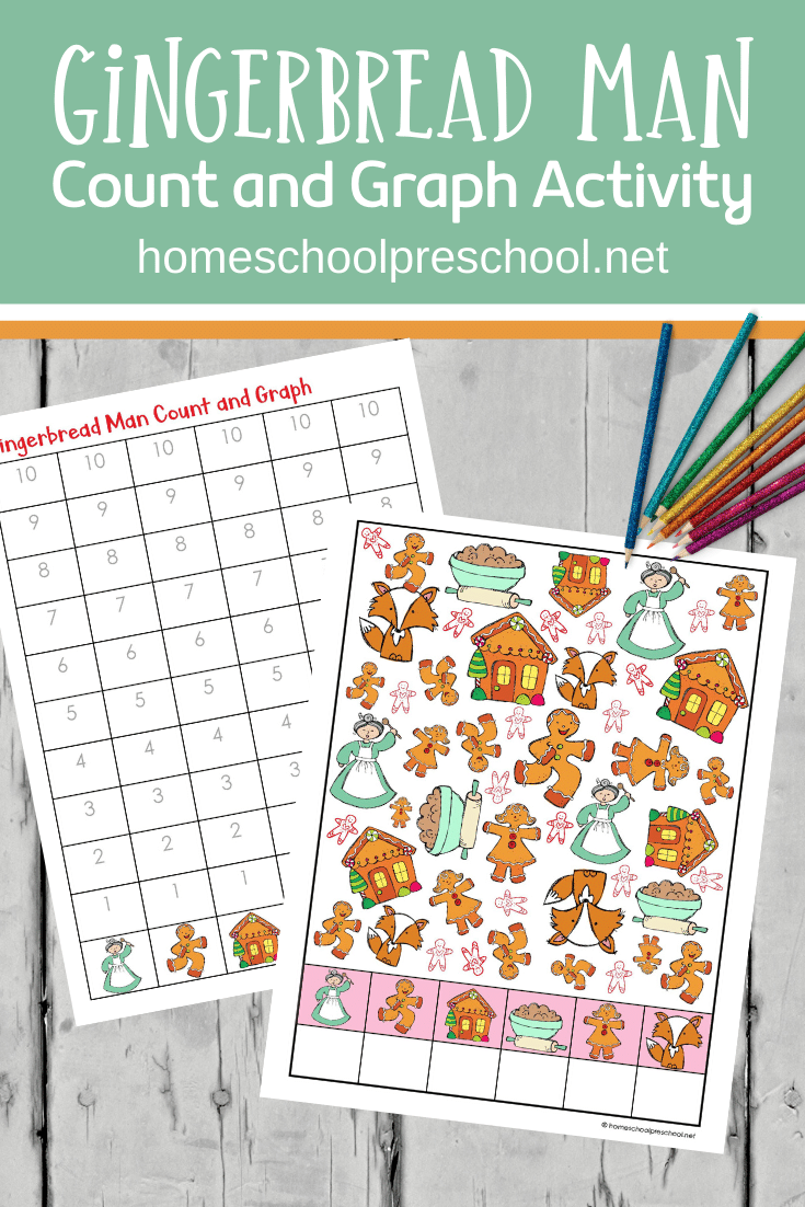 Free Gingerbread Man Count And Graph Worksheets Math Activities Preschool Gingerbread Math Kindergarten Gingerbread Math Activities [ 1102 x 735 Pixel ]