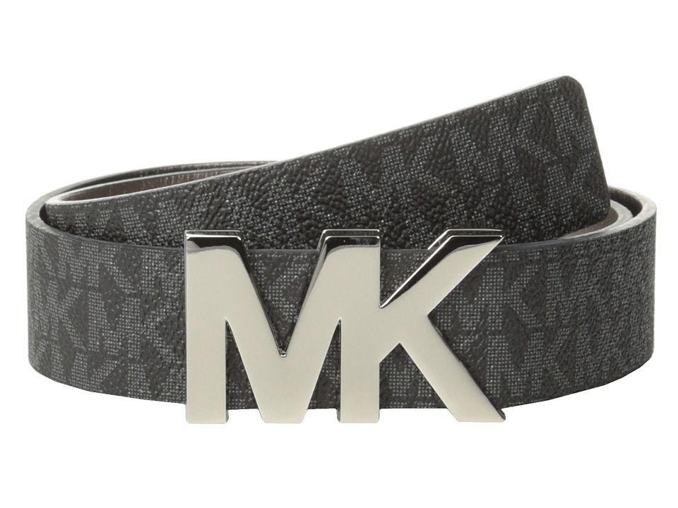 c77caef8525f ... shopping michael michael kors black michael kors black man fashion belts  for women belts c4d9f 27c0b