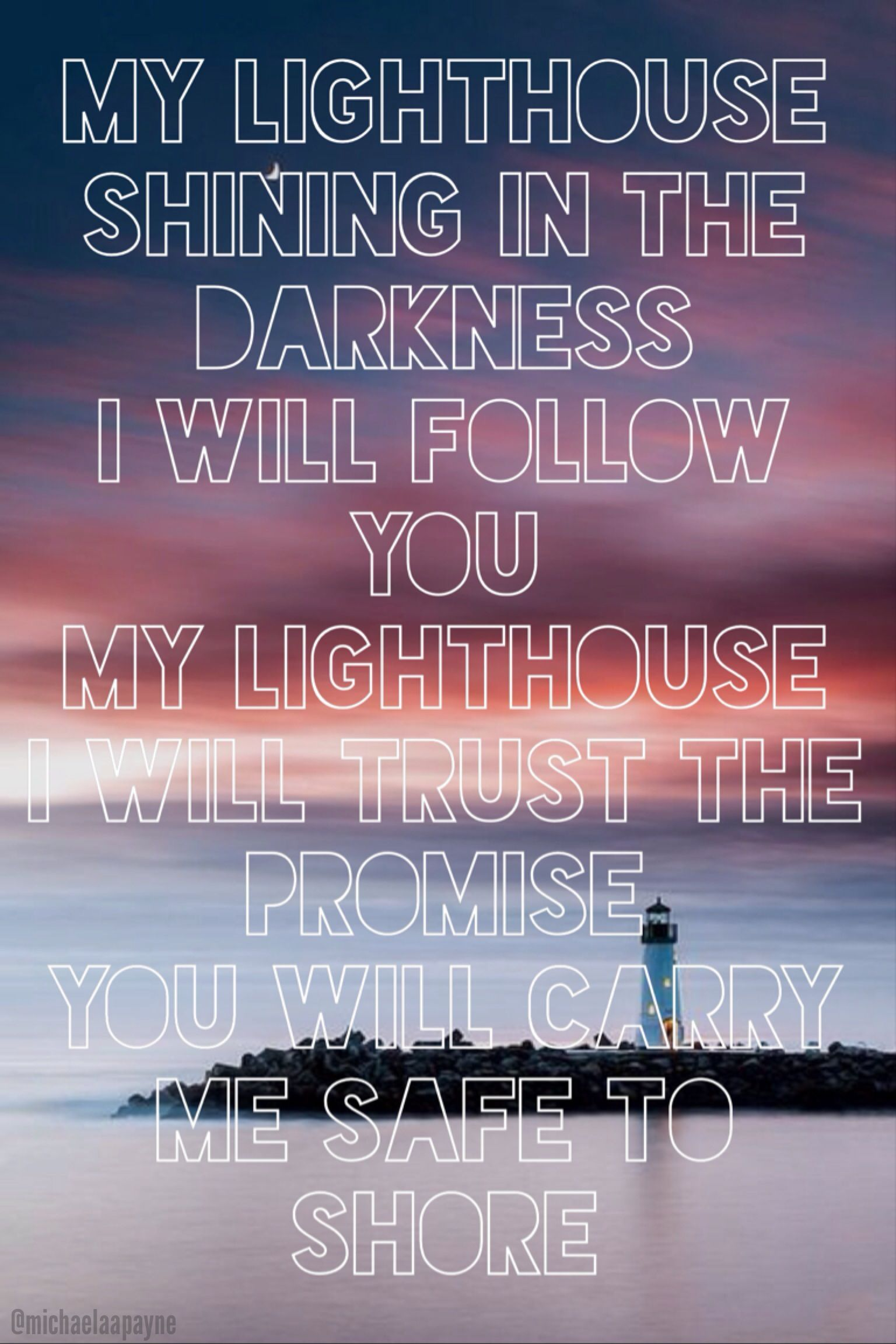 Westlife - Lighthouse Lyrics | MetroLyrics