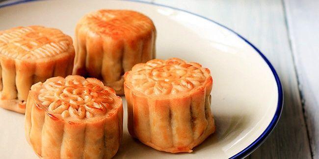 Resep Kue Bulan Tradisional Resep Resep Kue Resep Makanan