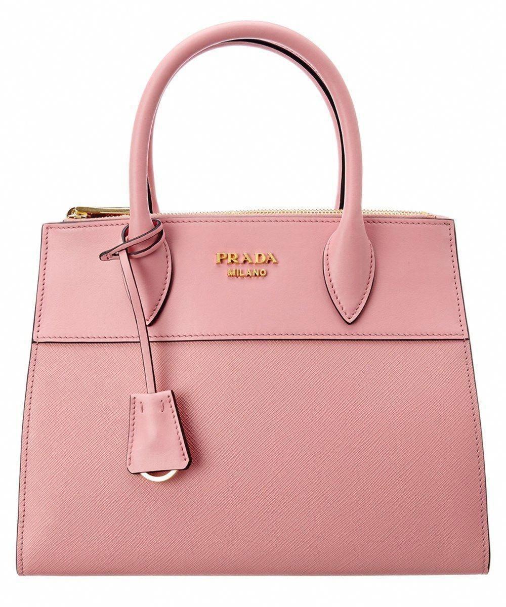 c13fa2348a8a PRADA Prada Paradigme Saffiano &Amp; Calf Leather Double Handle Zip Tote'. # prada #bags #shoulder bags #hand bags #leather #tote #lining #  #Pradahandbags