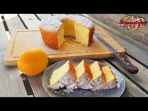 وصفة كيك البرتقال الاسفنجي Orange Sponge Cake Recipe Youtube Family Desserts Food Dessert Cupcakes