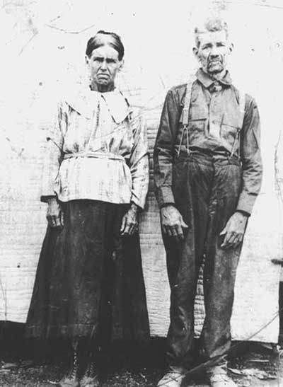 Blue People of Appalachia | The Blue People of Troublesome, Kentucky | ENDERENDER