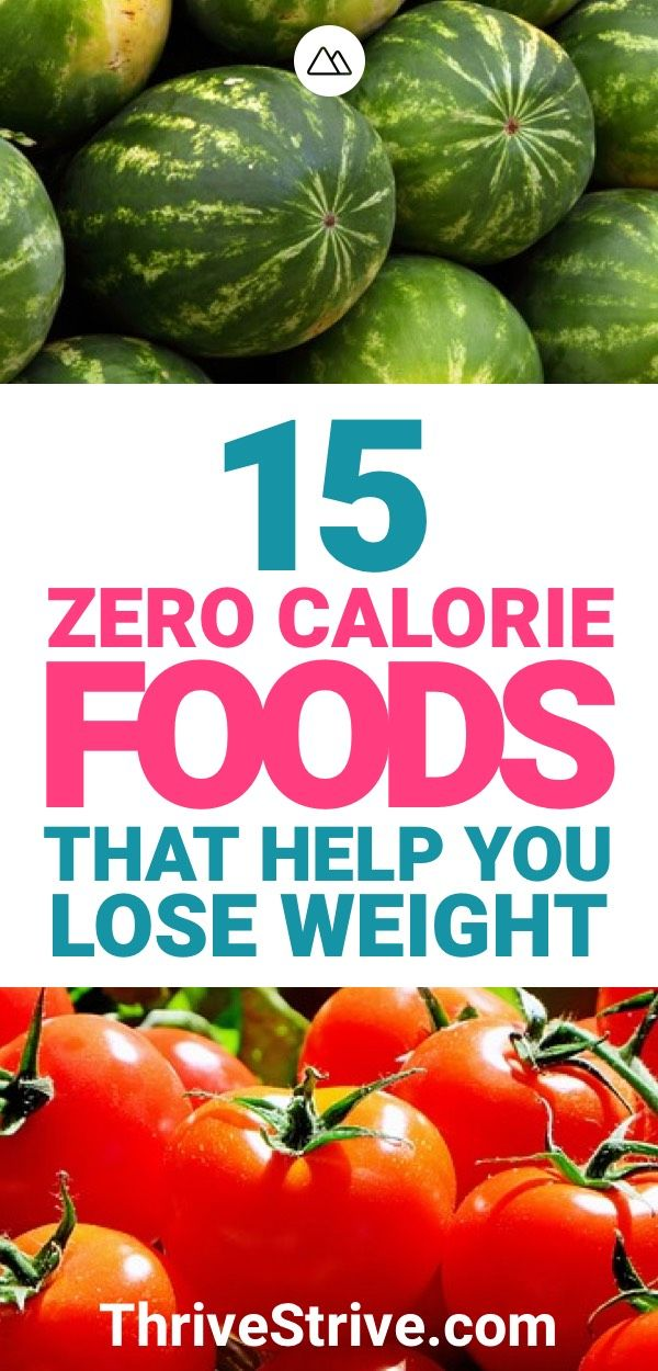 16 Zero-Calorie Foods to Help You Lose Weight   Health ...
