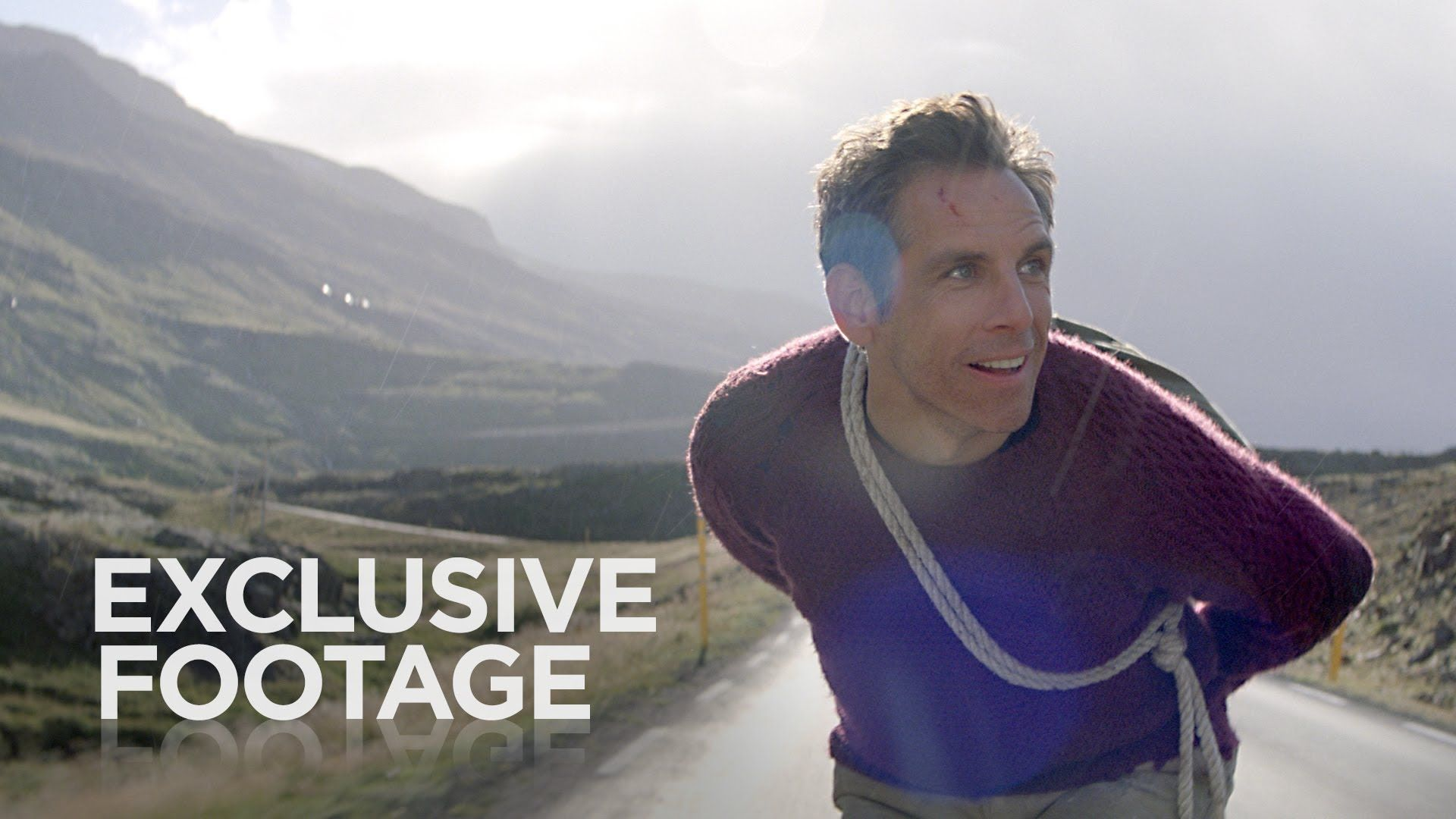 The Secret Life Of Walter Mitty 2013 Exclusive Footage 20th
