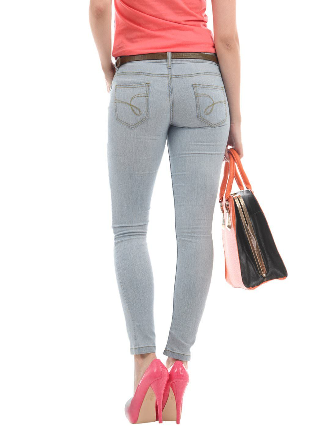 Light Blue Jeans For Women. Sky blue jeans for women light ...