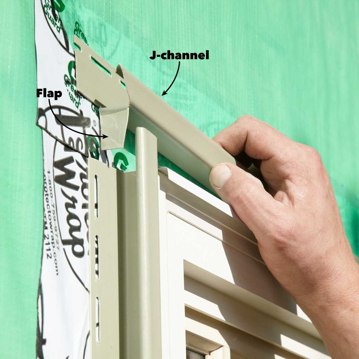 13 Simple Vinyl Siding Installation Tips Vinyl Siding Installation Installing Siding Vinyl Siding