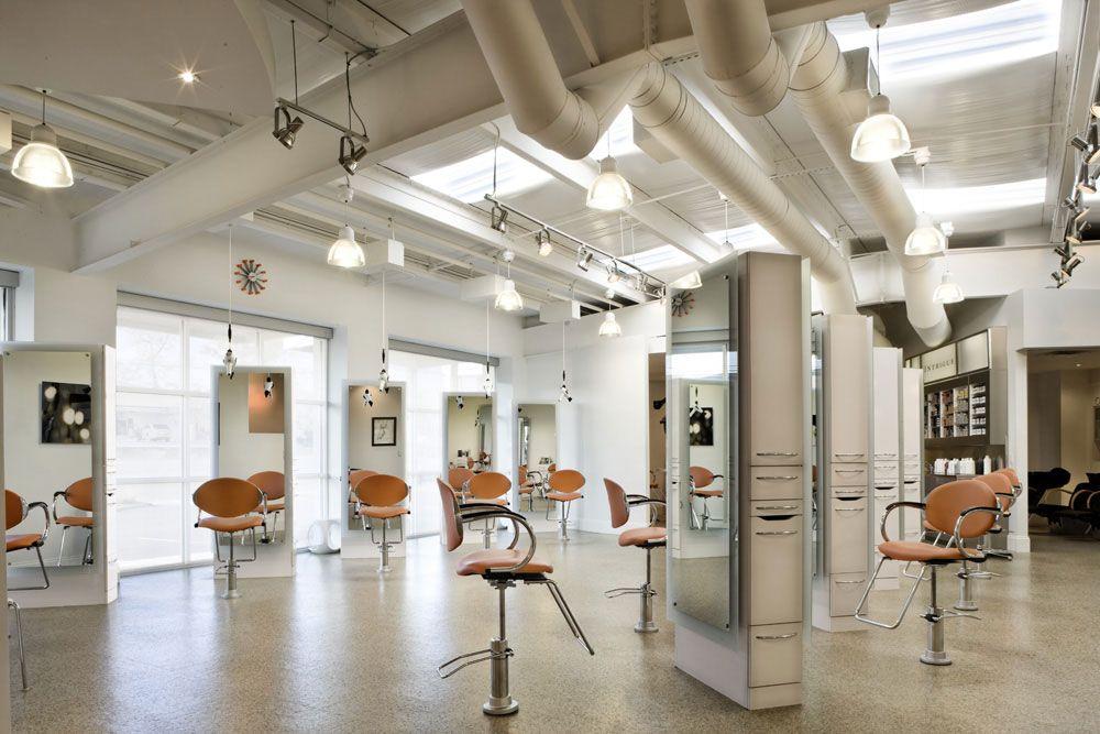 Mirror Systems Layout Salon Galleries Intrigue Salon Interior Design Garage Door Styles Salon Interior