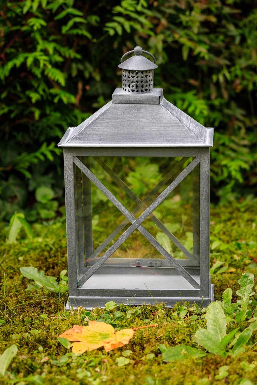 Windlicht Laterne Lampe Teelicht Gartenlaterne Terasse Metall Glas Antik Stil Laterne Garten Windlicht Laterne Laternen Lampe