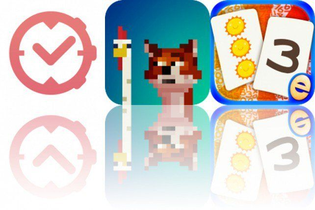 Today's Apps Gone Free aTimeLogger, Fox Eats Chicks and
