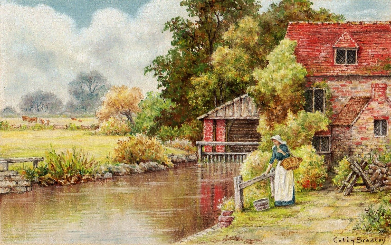 Draw These Landscapes using Pastel Pencils in 2020 ...