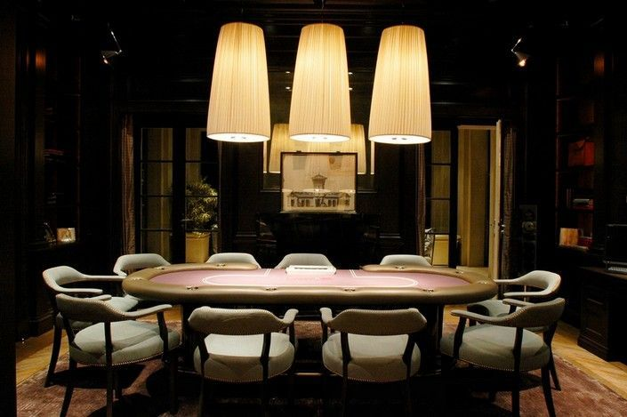 Top 10 Stylish Poker Rooms Poker Room Room Beautiful Dining Rooms