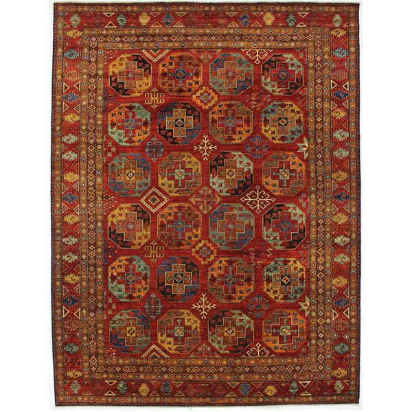 Chatham Serapi Rug 7 700 Liked On Polyvore Featuring Home Rugs Rust
