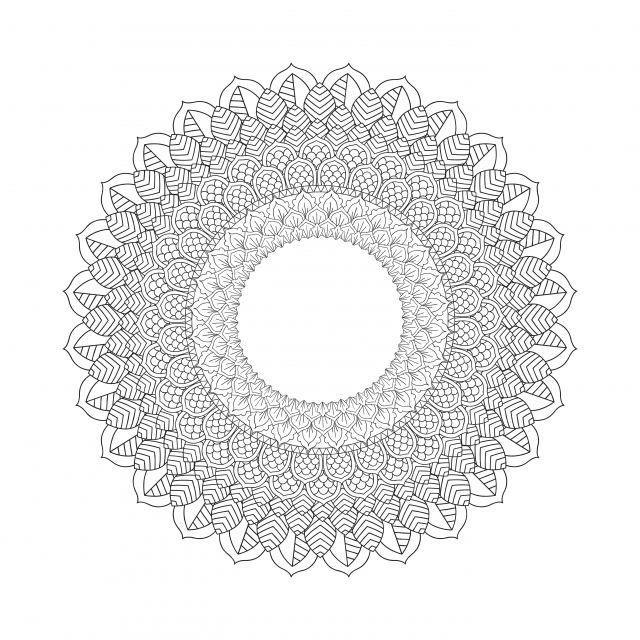 2019 خلاصة أرابيسك العربية فن آسيا الخلفية أسود بطاقة دائرة ديكور الديكور ديكور تصميم رسم عنصر عرقي نسيج زهري زهر Mandala Design Pattern Flower Mandala Mandala