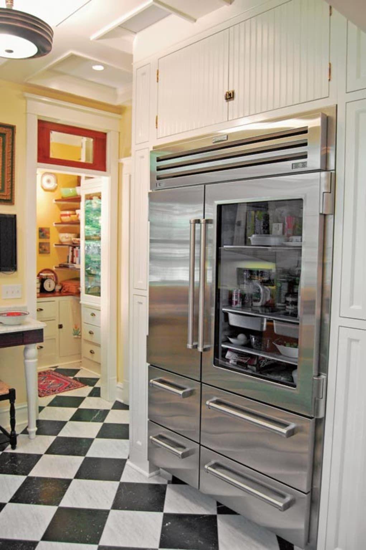 Designing an Eclectic 20thCentury Kitchen Kitchen