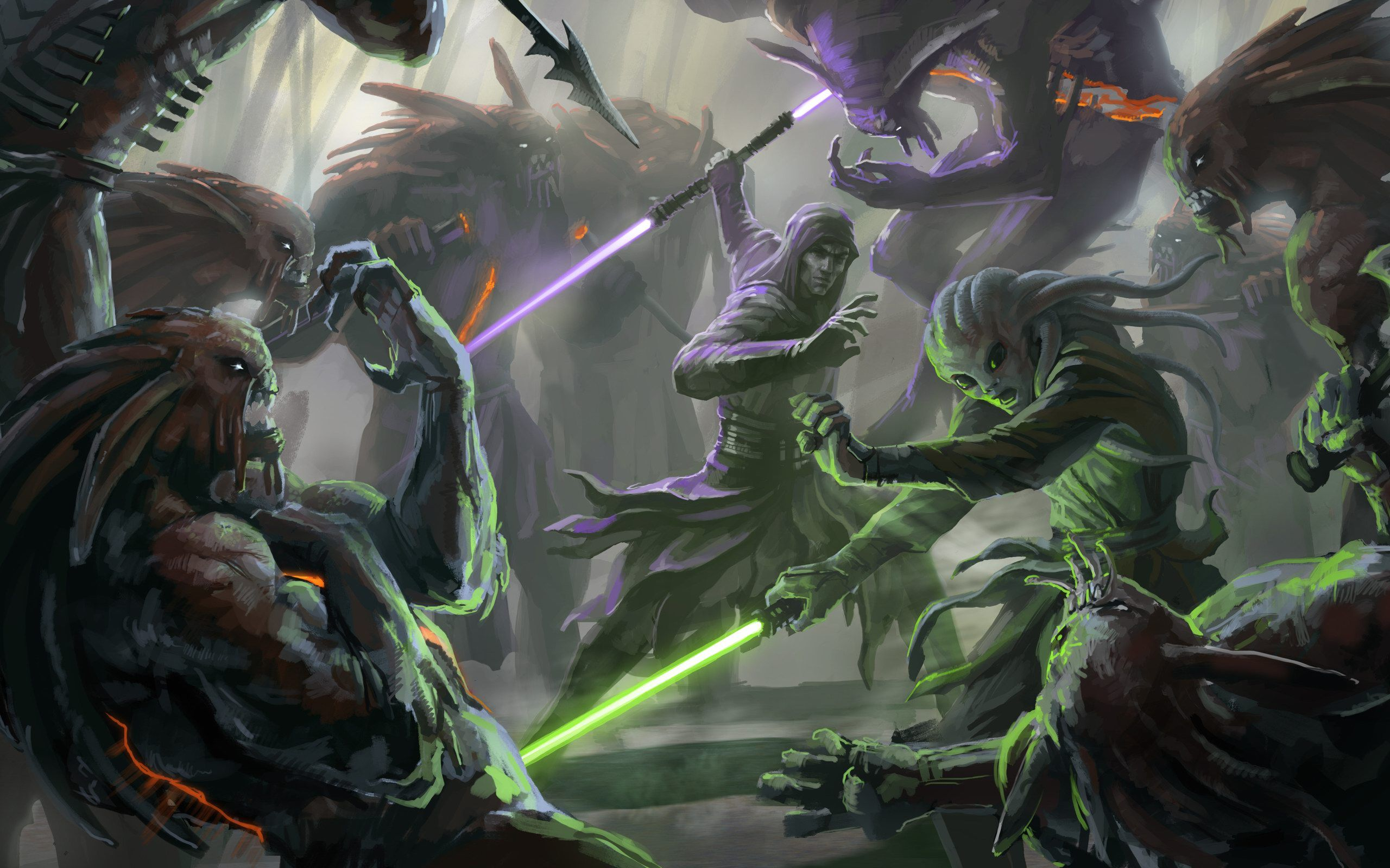 Jedi Fight Star Wars The Game Wallpapers Star Wars Wallpaper Star Wars The Old Ultimate Star Wars
