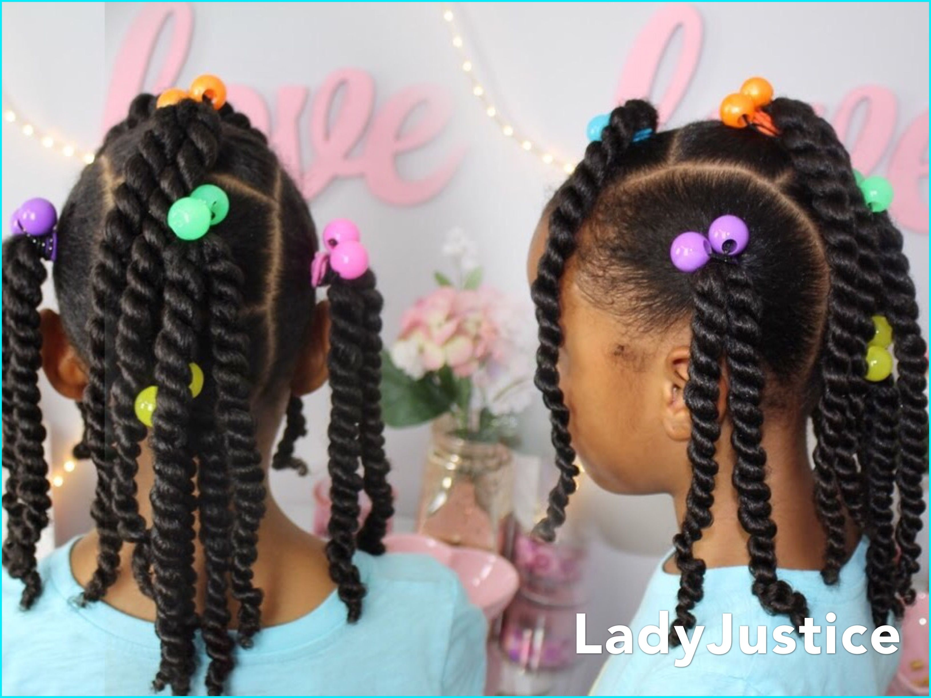 Easy Ponytails For Little Girls Full Tutorial Linked Easy Black