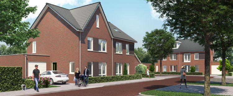 Nieuwbouwproject Hof van Gameren in Gameren.  www.hofvangameren.nl/koop