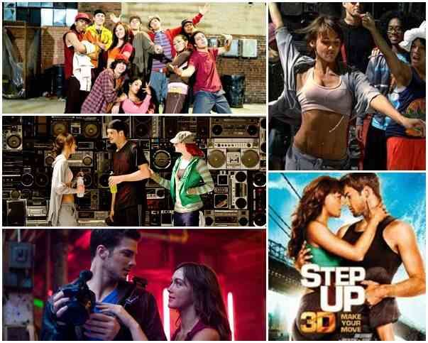 Tip of the dance film Step Up 3