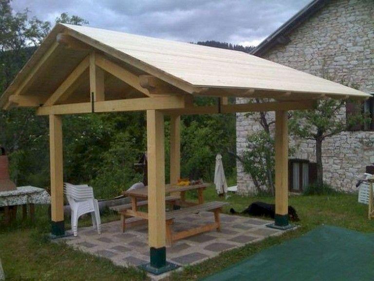 54+ Comfortable Backyard Gazebo Design Ideas Landscaping Gazebo