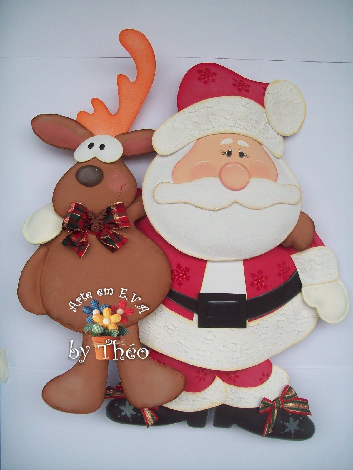 Noel y reno