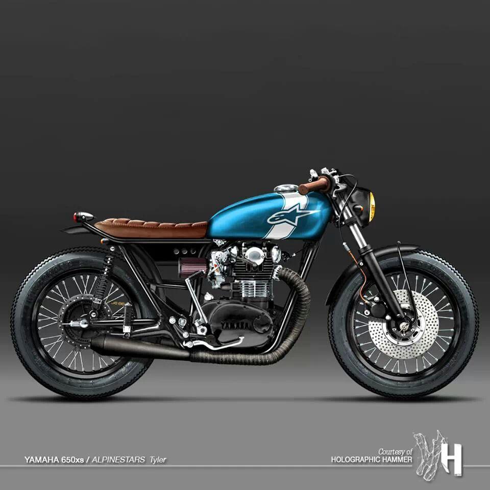 hilo de fotos de motos custom old school cafe racer etc molonas forocoches custom cafe. Black Bedroom Furniture Sets. Home Design Ideas