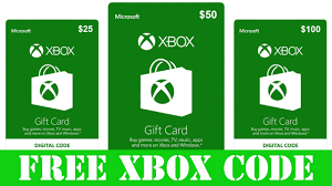 100 Xbox Free Gift Cards Usa Gift Cards For Free Xbox Gift Card Xbox Gifts Gift Card Generator