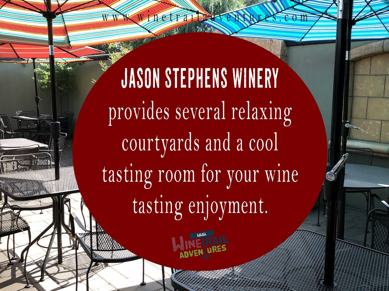 Jason And Janu Goelz Are The Husband And Wife Team Behind Jason Stephens Bring A Fun Approach To Their Limited Releases Of Tradi Winery Wine Tour Wine Tasting