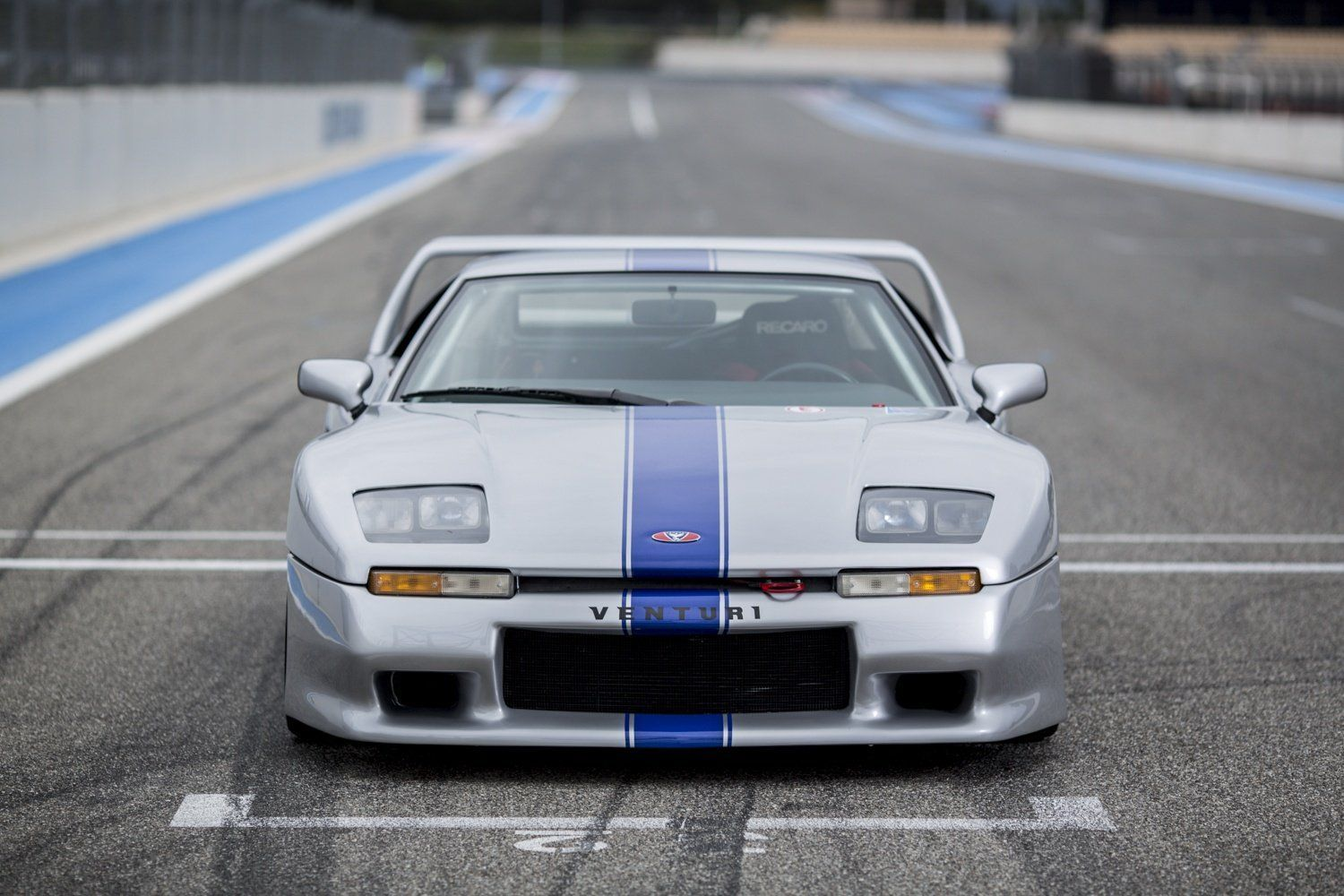 This Venturi 400 GT is a French Motorsports Icon With a