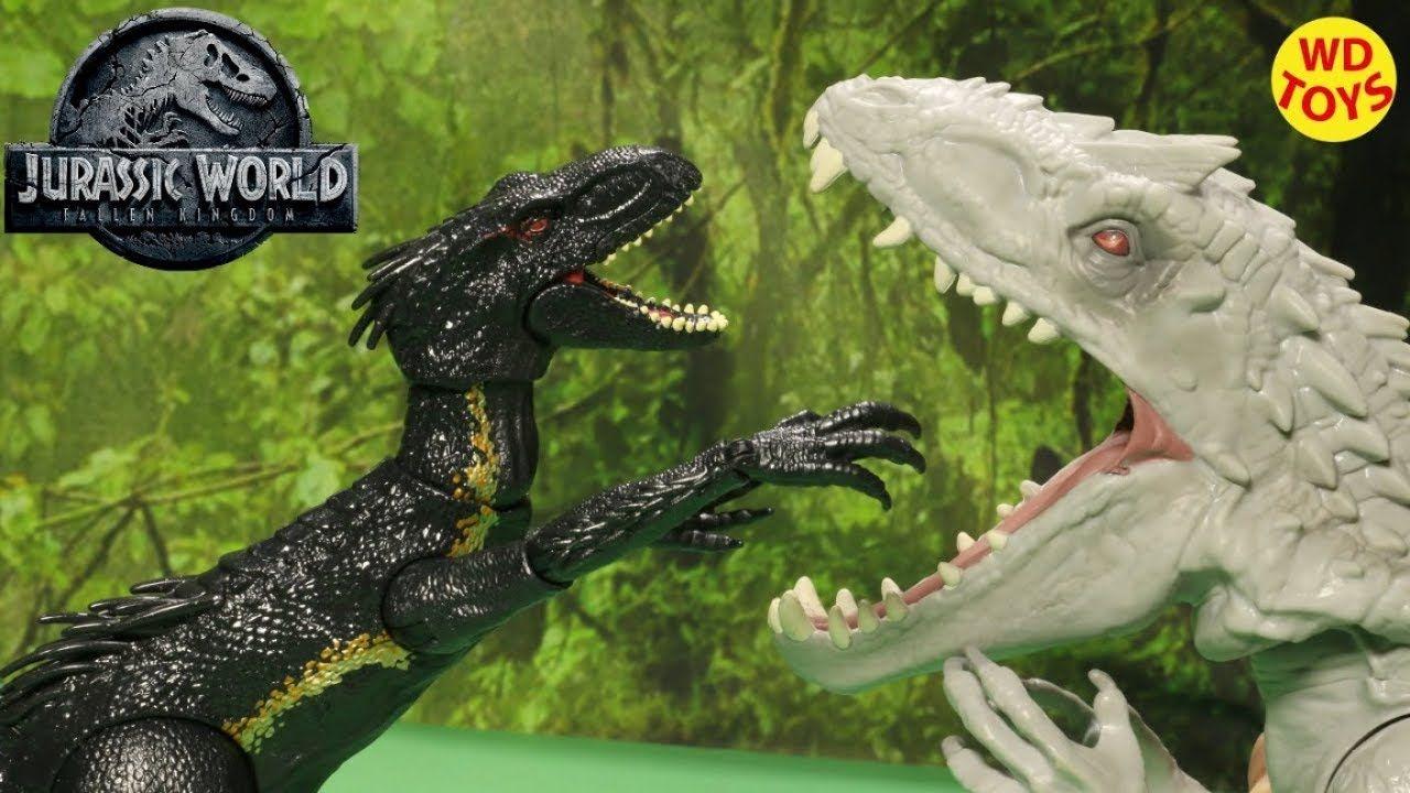 New Jurassic World Indoraptor Unboxing Fallen Kingdom