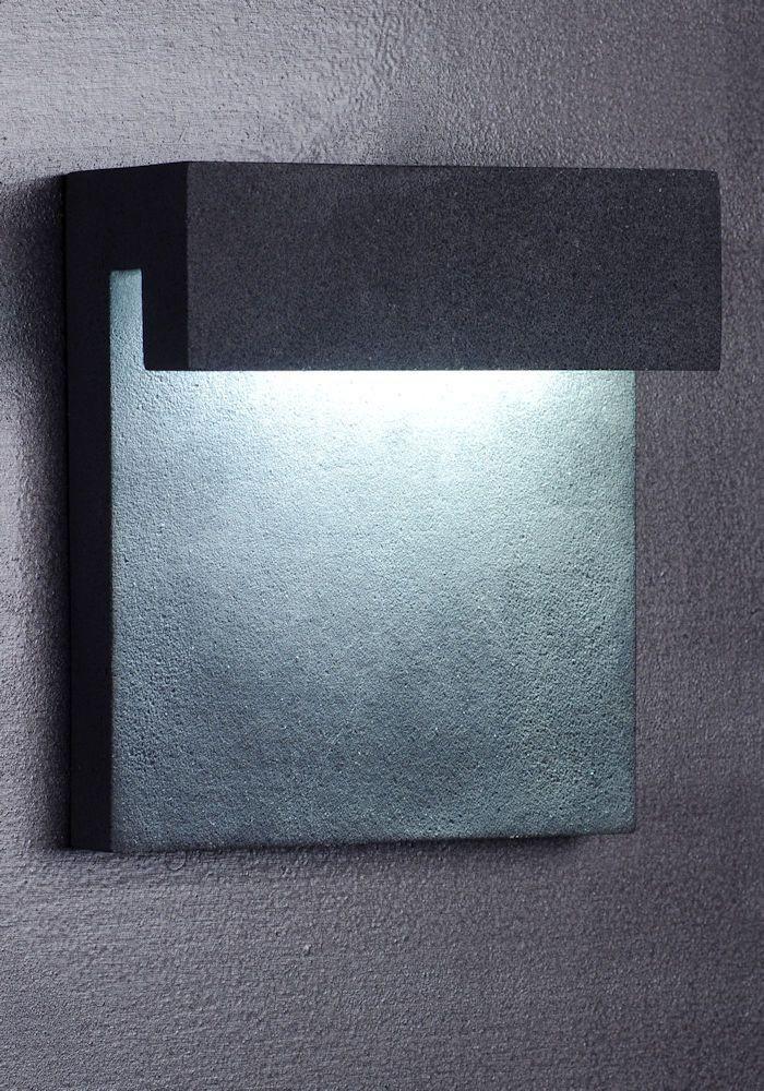 Sort led wall light Outdoor lighting Exterior wall light and