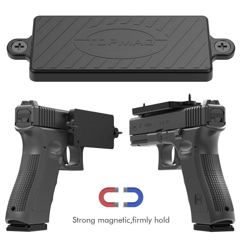 Vehicle Car Truck Ambidextrous Handgun Pistol Conceal