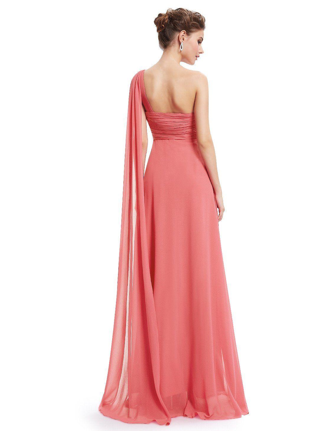Vestido asimetrico Arelie | Mujer, vestido rosa | Pinterest ...