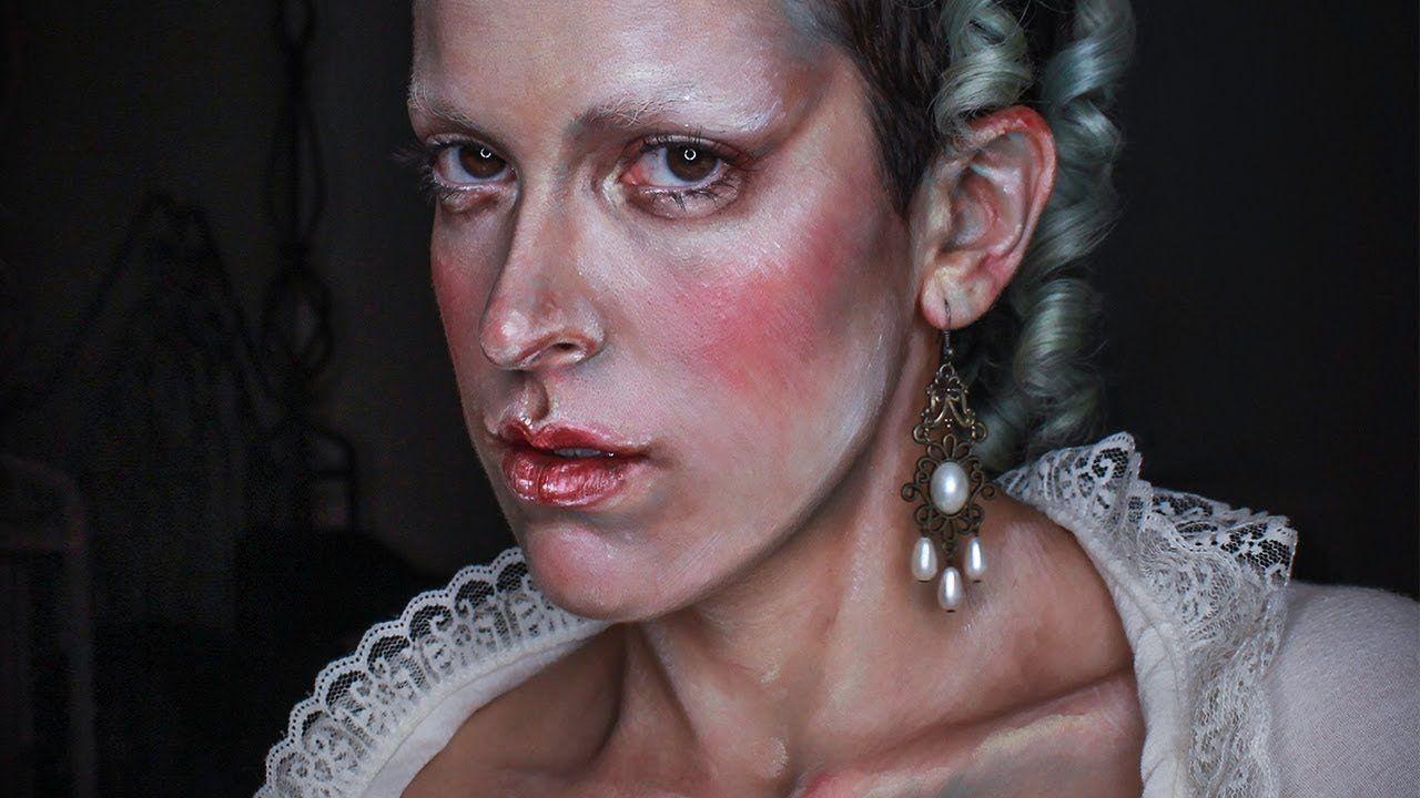 Romantic Painting Makeup YouTube Romantic paintings