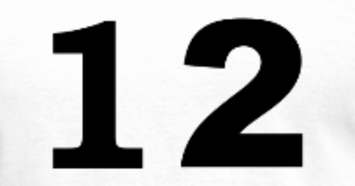 Number 12 Coloring Pages Inspirational Number 12 Twelve Men S T Shirt Coloring Pages Blog Colors Coloring Pages Inspirational