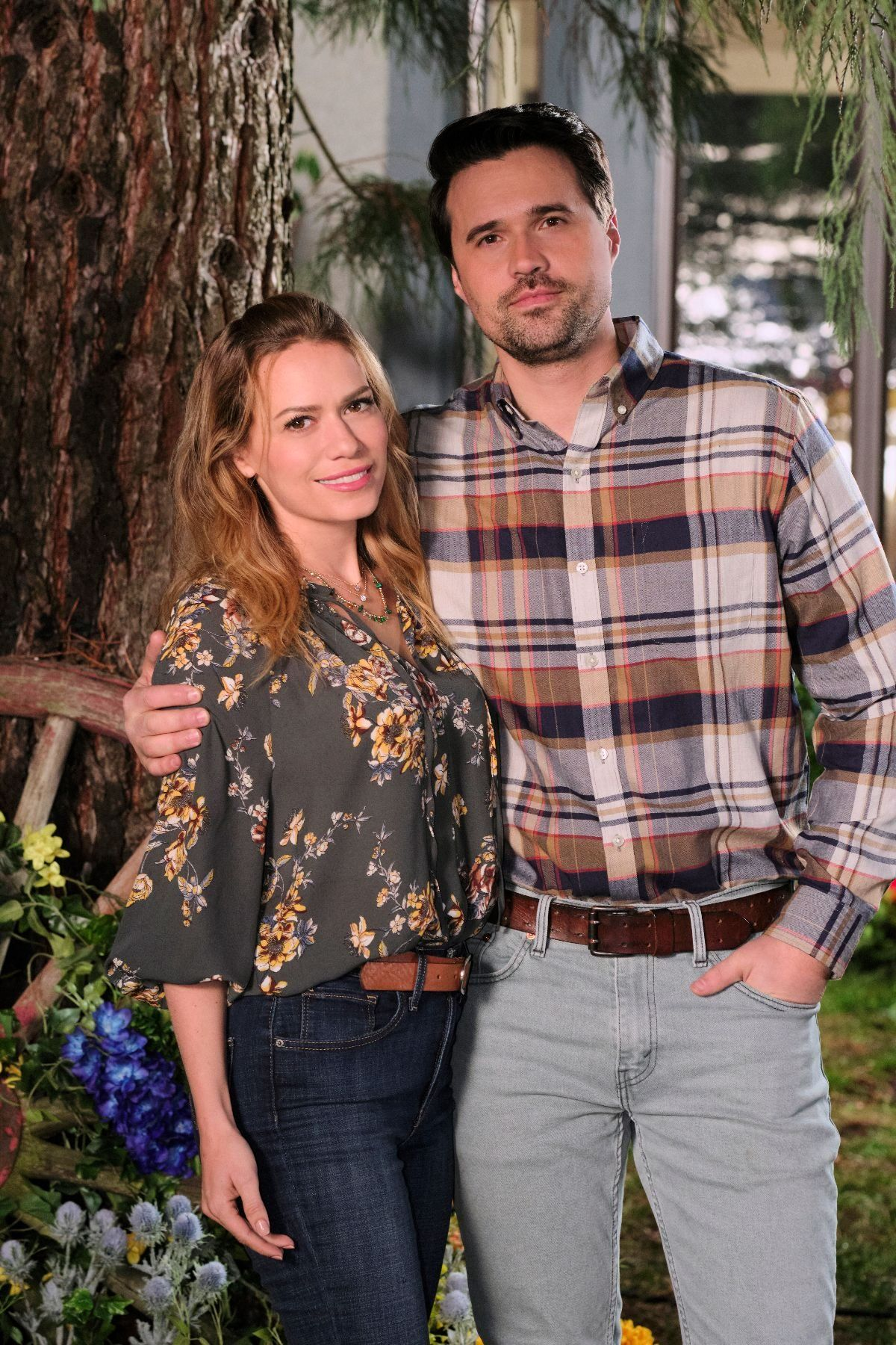 Get Your First Look at Hallmark's New Movie, 'Just My Type', Premiering March 28, 2020