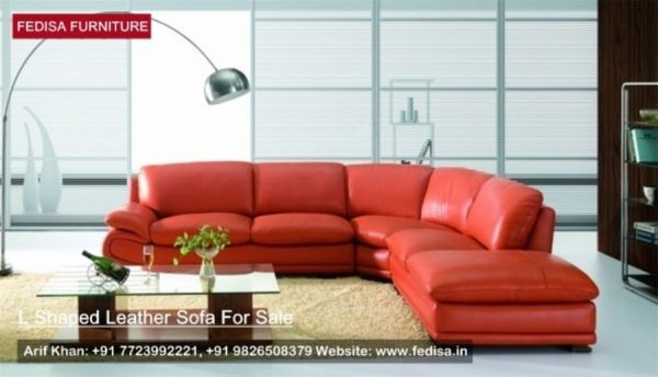 L Shape Sofa Set, L Shaped Couch, Small Sectional Sofa With ...