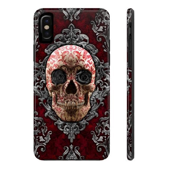 iphone xs max case gothic
