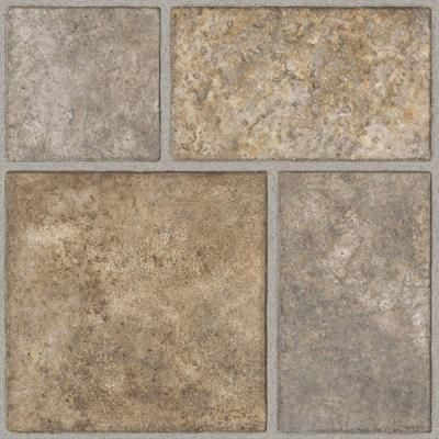 Trafficmaster Allure 12 In X 36 In Cordoba Luxury Vinyl Tile Flooring 24 Sq Ft Case 211916 The Home Depot Vinyl Tile Flooring Luxury Vinyl Tile Flooring Luxury Vinyl Tile