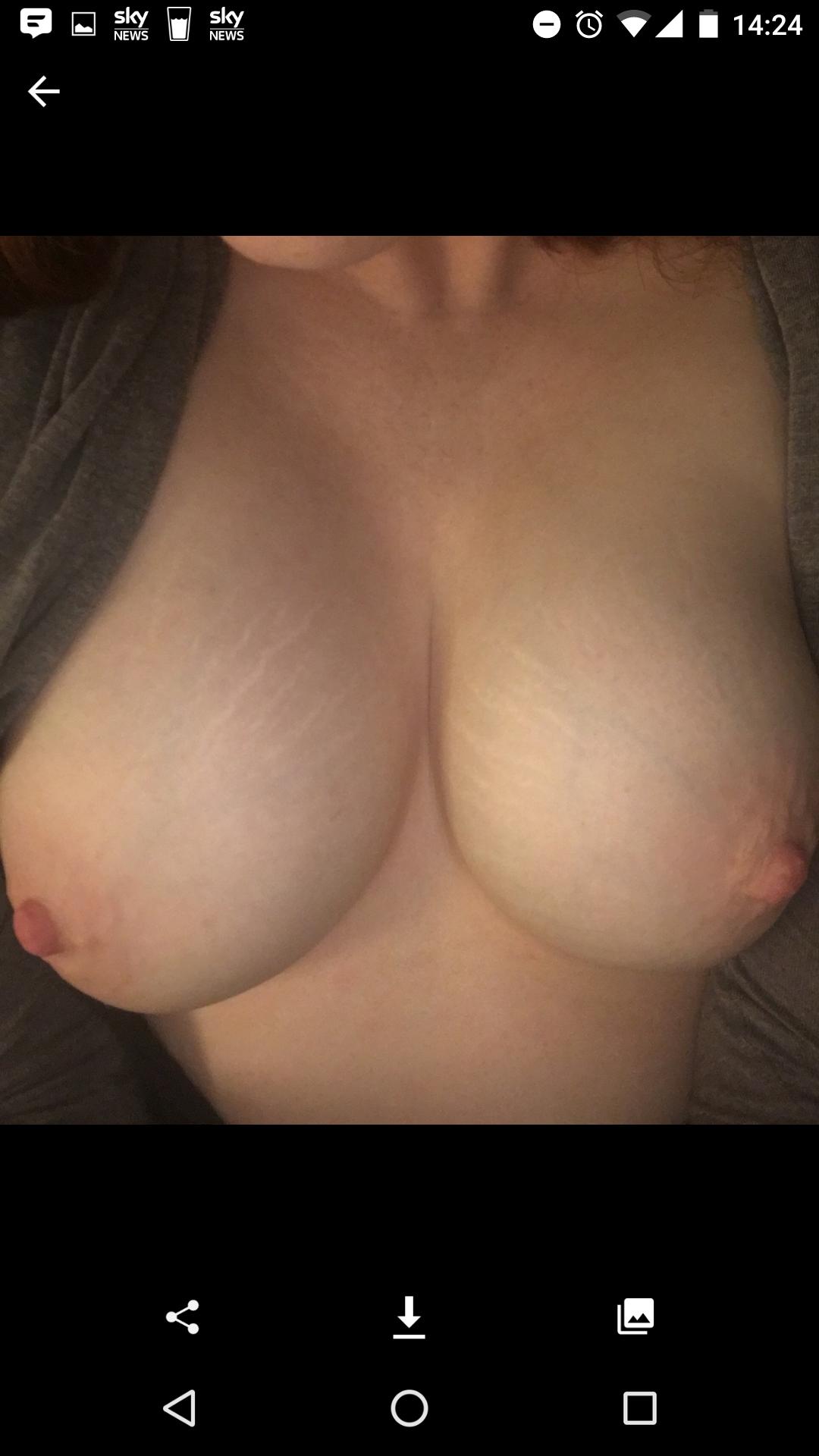 Kingdom amateur breasts